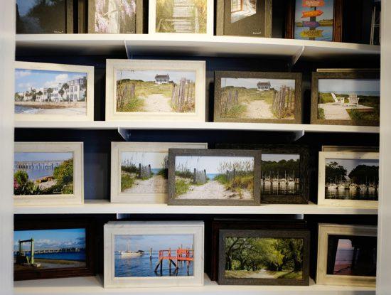Small framed art - Ricky Evans Gallery