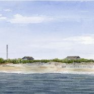 Oak Island Light