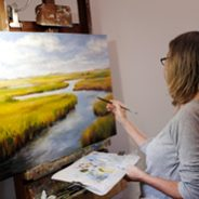 Meet Artist Lisa Strazza