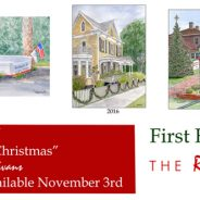 First Friday Gallery Walk Nov 3