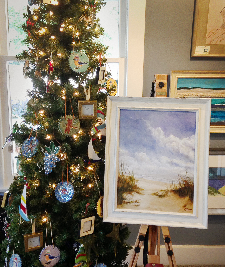 Ricky Evans Gallery at Christmas