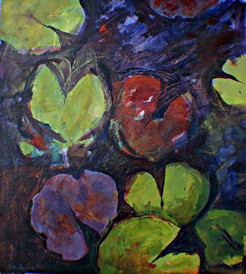 Eloise Randolph-painting