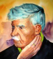 Artist Richard Staat