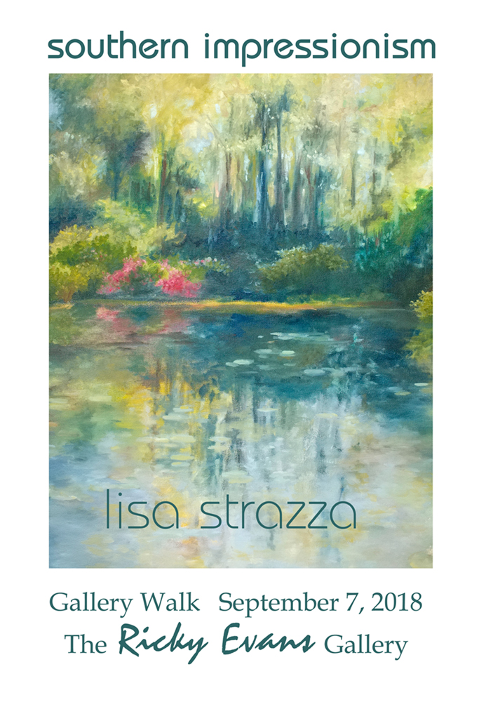 Strazza Southern Impressionism Paintings