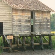 Historic Old Bald Head Boathouse Photos