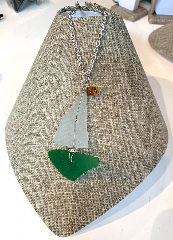 Sea-Glass-Jewlelry- by Pat Elliott