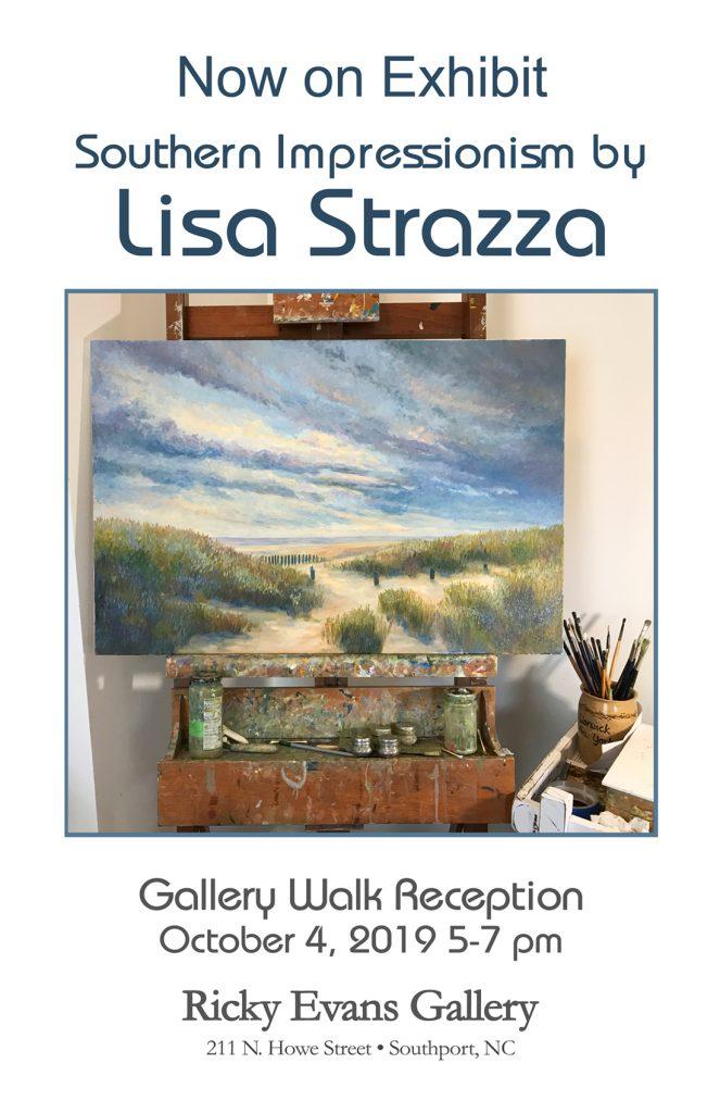 Strazza Southern Impressionism Show