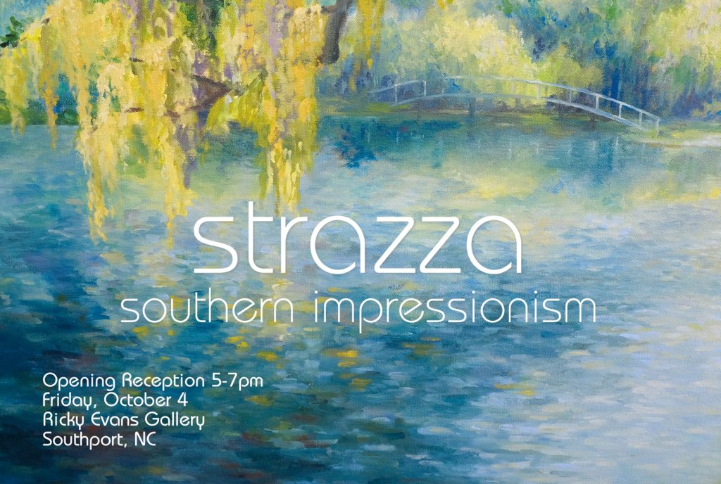 Southern Impressionism - Lisa Strazza