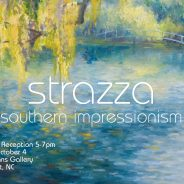 Southern Impressionism by Lisa Strazza on Exhibit