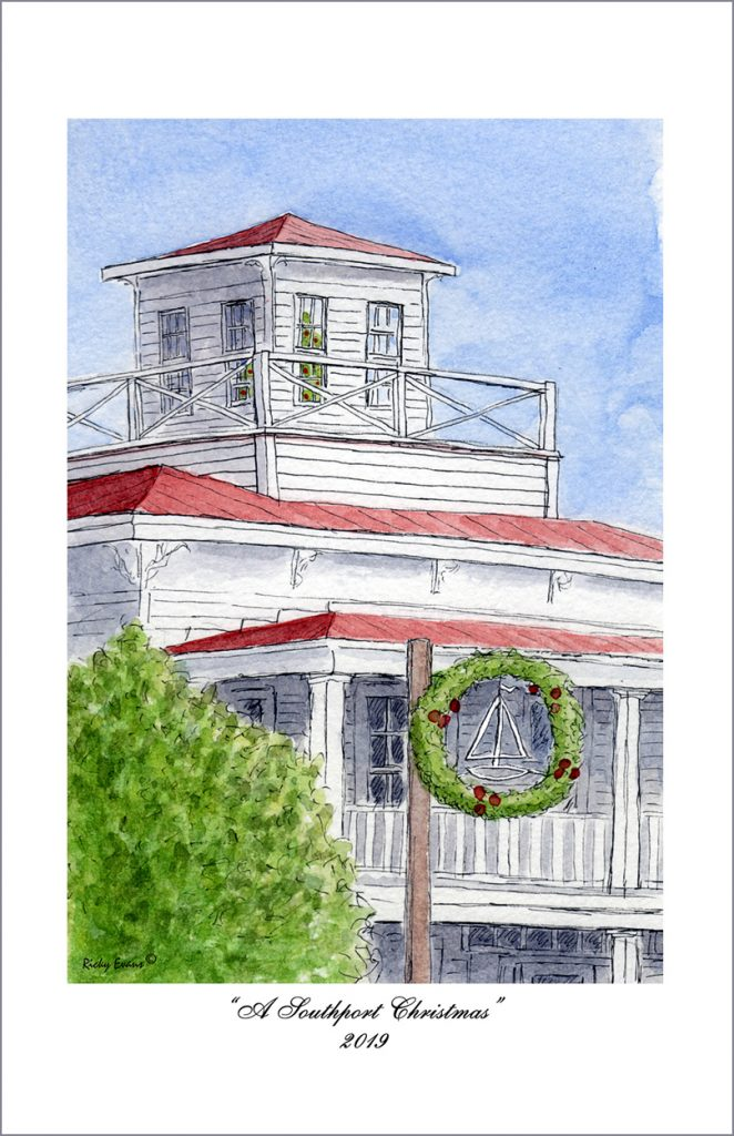 A Southport Christmas 2019 Prints, cards & ornaments.