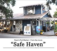 Ryan's Port from Safe Haven