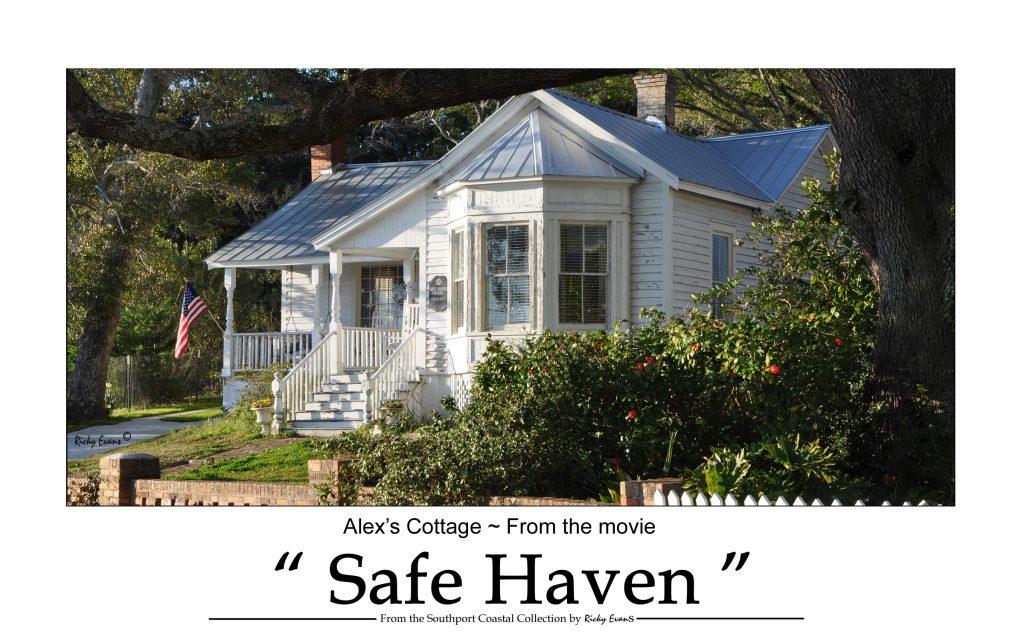 Alexs Cottage from Safe Haven Movie