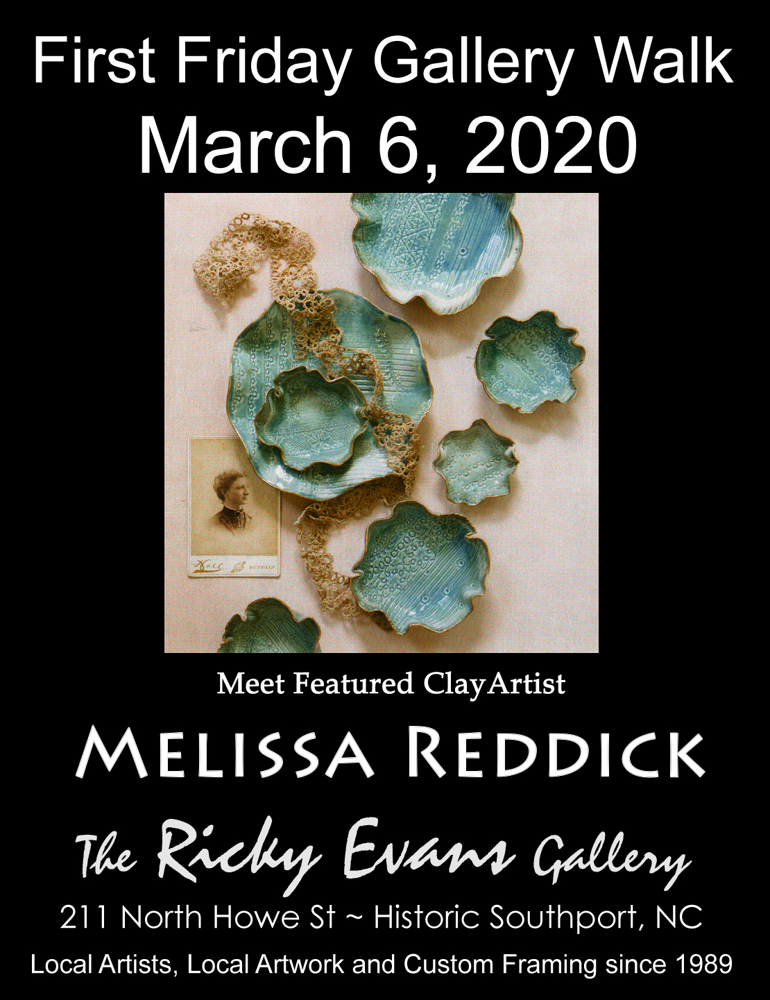 Meet featured clay artist Melissa Reddick