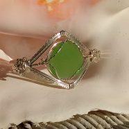 New works by Jewelry designer Patricia Elliott